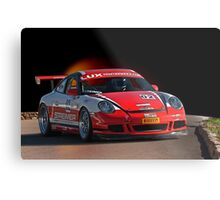 Porsche GT2 'Road Course' Metal Print