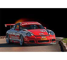 Porsche GT2 'Road Course' Photographic Print