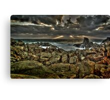 Canal Rocks, Margaret River Canvas Print