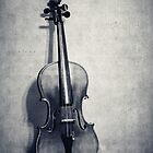 The Fiddle Solo in Black and White by Kadwell