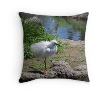 Shake Throw Pillow