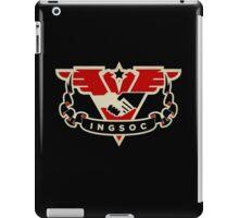 1984 INGSOC Party Insignia iPad Case/Skin