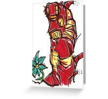 Hot Rod Greeting Card