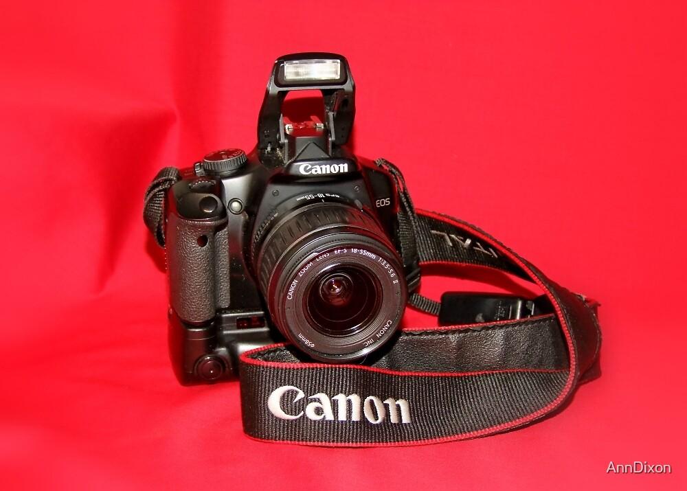 CANON EOS 350D by AnnDixon