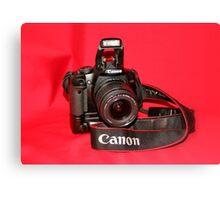 CANON EOS 350D Canvas Print