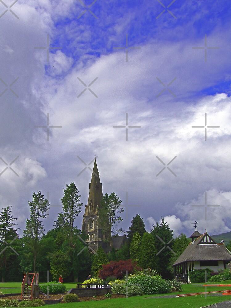 St Mary's Church by Tom Gomez