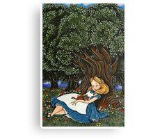 - Alice #2 - Canvas Print