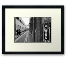 YOOTS Framed Print