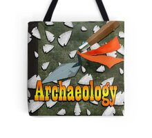 American Archaeology Tote Bag