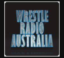 Wrestle Radio Australia by Toddy33