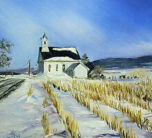 Mountain Church by Buble