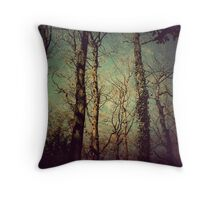 { enchanted forest } Throw Pillow