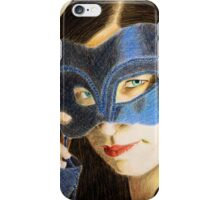 The Masquerade iPhone Case/Skin