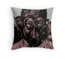 decision makers  Throw Pillow