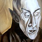 Nosferatu by James  Guinnevan Seymour