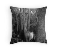 The Woods Throw Pillow