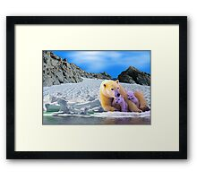 831A-Caring Framed Print