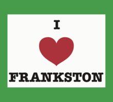 I LOVE FRANKSTON Kids Clothes