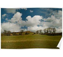 Farndale Landscape Poster