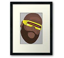 Boss Cyclops Framed Print