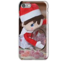 Candy thieve iPhone Case/Skin