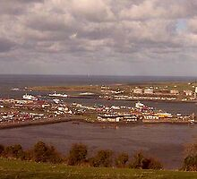 port of Larne ... by SNAPPYDAVE