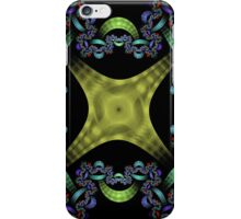 Xaos Abstract iPhone Case/Skin