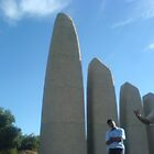Paarl monument tour by Beth Furnell