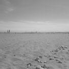 Seaside B&W by Beth Furnell