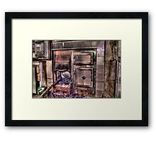 Well Cooked Framed Print
