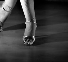 Latin dancing feet by GemaIbarra