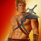 He-Man by lemomekeke