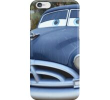 Disney Cars Pixar Cars Hudson Hornet DOC Paul Newman iPhone Case/Skin