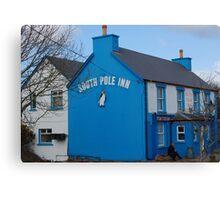Tha South Pole Inn Canvas Print
