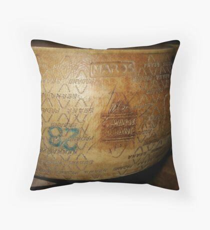Parmesan Throw Pillow