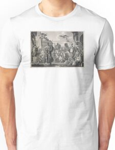 Treaty of Ghent 1814 Unisex T-Shirt