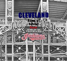 Cleveland Home of Baseball Fever by don thomas