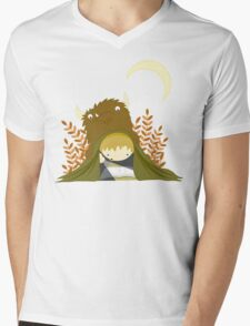 Story Time Mens V-Neck T-Shirt