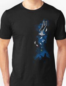 The Stranger's Arrival (black tee) T-Shirt