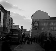 berlin wall (the other one) 2 by keatch