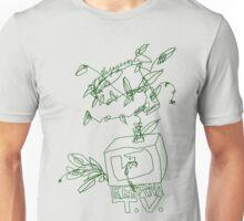 'Ikebana T.V.' Unisex T-Shirt