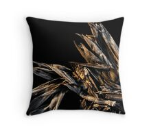 Frosted Corn Husk Throw Pillow