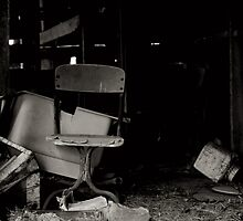 Have a seat by Che Graves