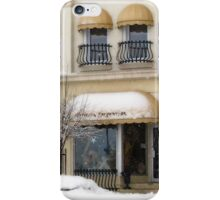 small town charm iPhone Case/Skin