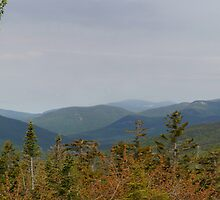 White Mountains, New Hampshire by allen edwards