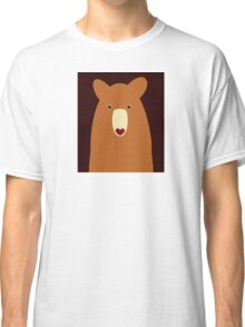 CINNAMON BEAR PORTRAIT Classic T-Shirt