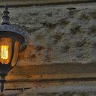 Orange Light by hynek