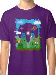 N64 LAND - CONTROLLER Classic T-Shirt