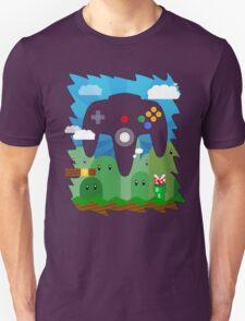 N64 LAND - CONTROLLER Unisex T-Shirt