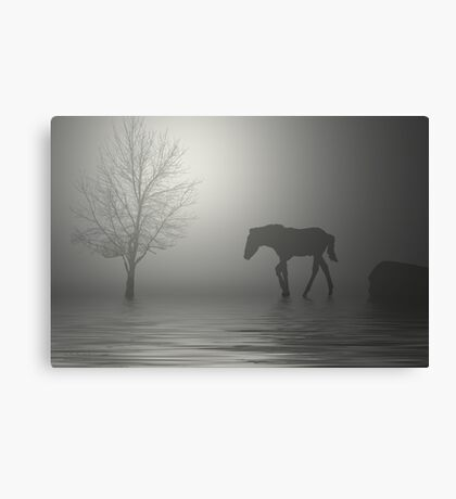 One Is A Lonely Number Canvas Print